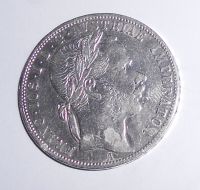 Rakousko 1 Zlatník/Gulden 1871 A