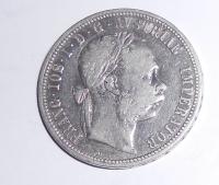 Rakousko 1 Zlatník/Gulden 1892