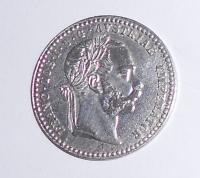 Rakousko 10 Krejcar 1869