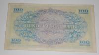 Rakousko 100 Schilling 1944 Okupační