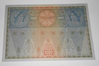 Rakousko 1000 Koruna 1902 + razítko