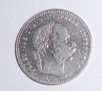 Rakousko 20 Krejcar 1870