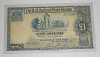 Skotsko 1 Pound 1938