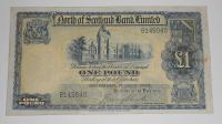 Skotsko 1 Pound 1939