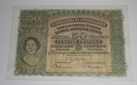 Švýcarsko 50 Frank 1949