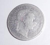 Uhry 1 Zlatník/Gulden 1872 KB