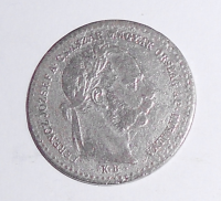 Uhry 10 Krejcar 1869 KB