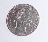 Uhry 10 Krejcar 1872 KB