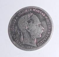 Uhry 20 Krejcar 1868 GYF, Valto Penz