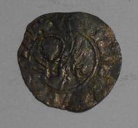 Benátky Billon Torneso 1282-1300 dóže Antonio Venier