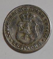 Bulharsko 10 Stolinek 1888