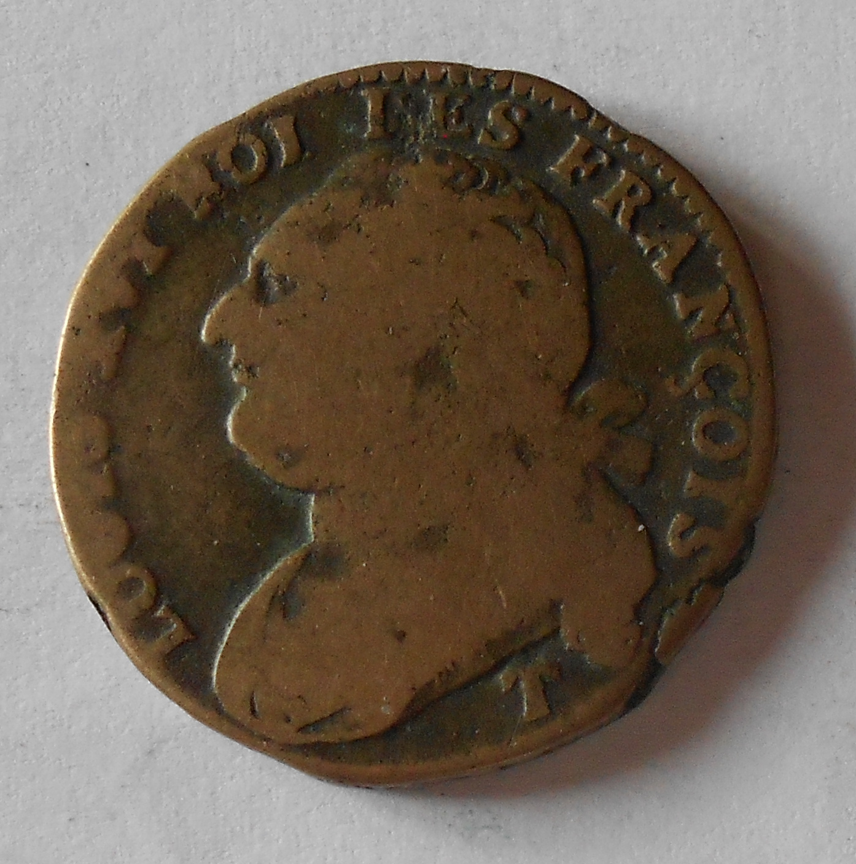 Francie 12 Dernier 1792 T Ludvík XVI.