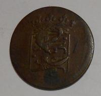 Hol. Indie Duit 1735