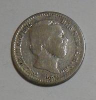 Holandsko 10 Cent 1890 William III.