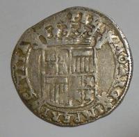Holandsko – Campen 6 Stuvier b.l. S titulem Rudolfa II.