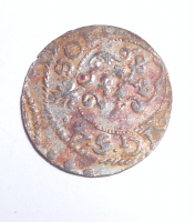 Livonie Solidus 1654 Carel Gustav