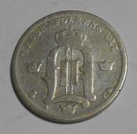 Norsko 50 Öre 1883