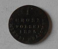 Polsko 1 Groš 1825