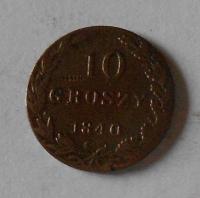 Polsko 10 Groš 1840