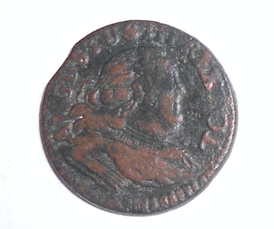 Polsko Solidus 1754 August III.