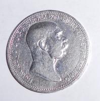 Rakousko 1 Koruna 1848-1908 60 let vlády