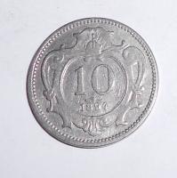 Rakousko 10 Haléř 1894