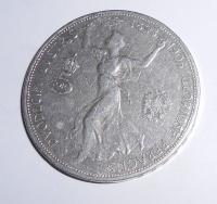 Rakousko 5 Koruna 1848-1908 60 let vlády
