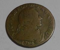 Sardinie 5 Soldi 1794 Viktor Amadeo III.
