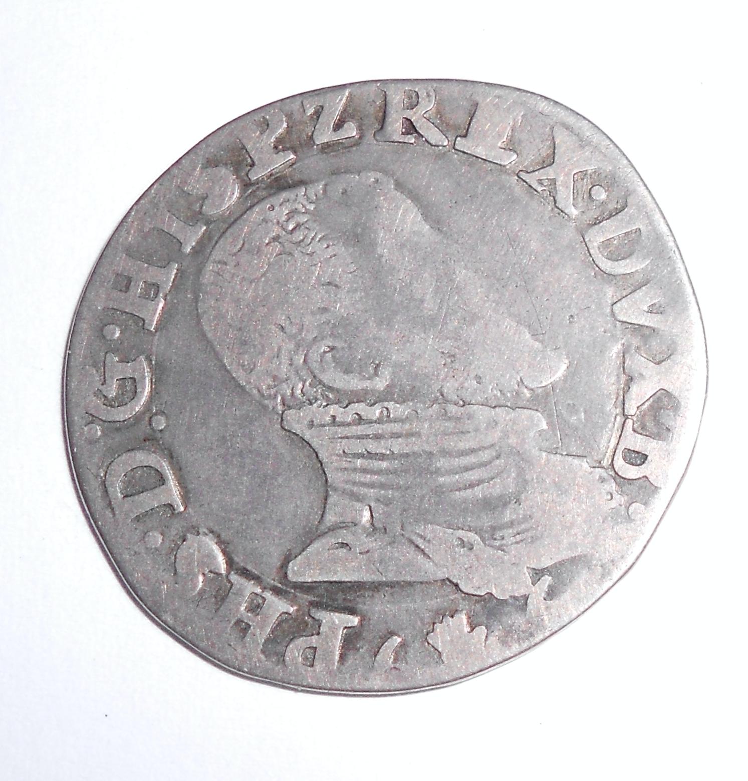 Španělské Nizozemí ? Ecu 1566 Philip