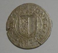 Švýcarsko – Lucern 3 Krejcar 1609