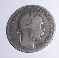 Uhry 1 Zlatník/Gulden 1890 KB