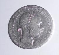 Uhry 1 Zlatník/Gulden 1891 KB