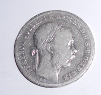 Uhry 1 Zlatník/Gulden 1892 KB