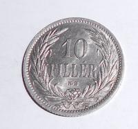 Uhry 10 Filler 1908 KB, stav