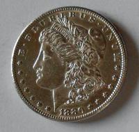 USA 1 Dolar 1880