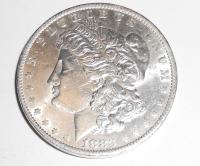 USA 1 Dolar 1883