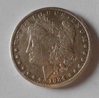 USA 1 Dolar 1884
