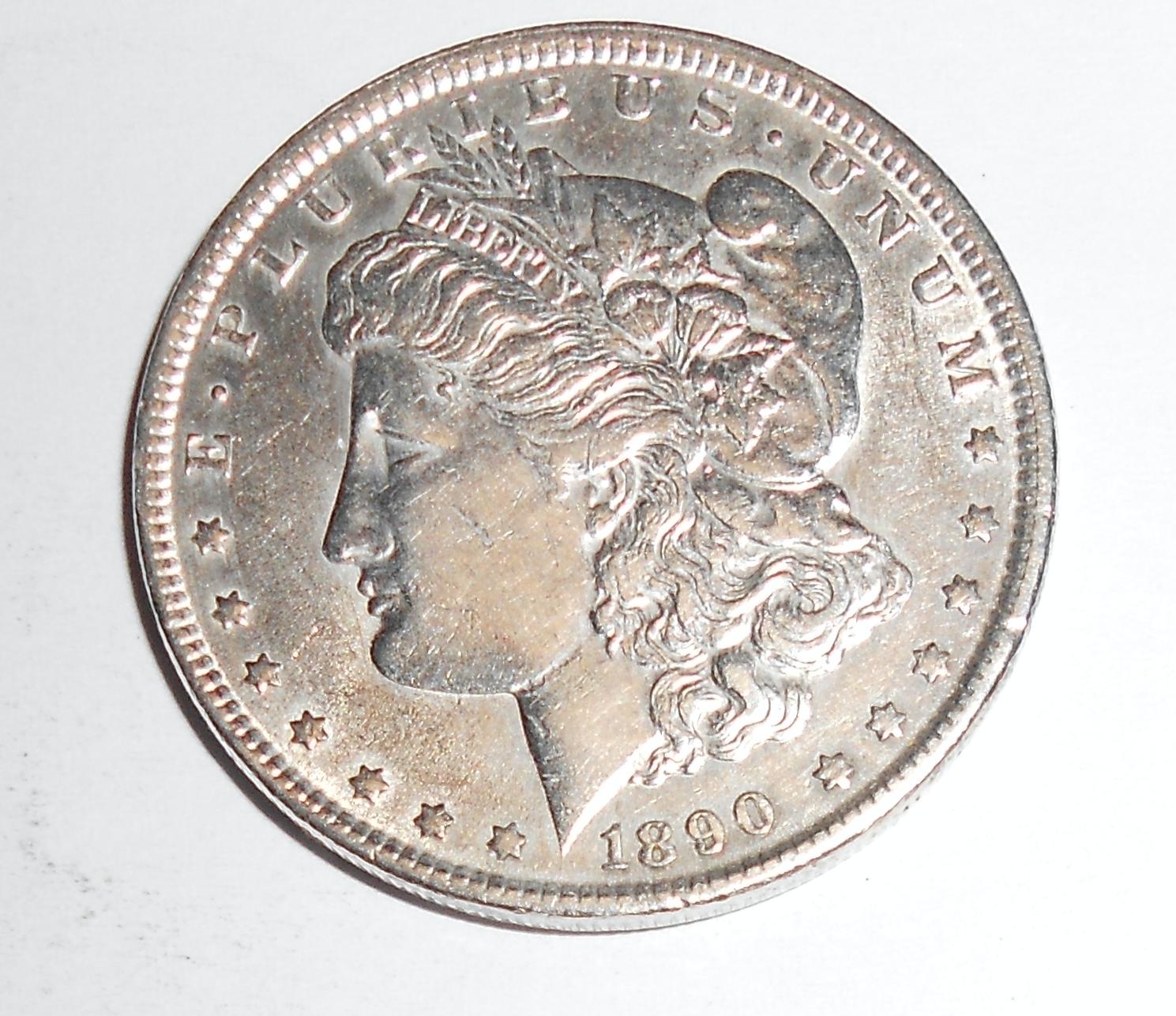 USA 1 Dolar 1890