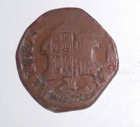 Itálie – Neapol Grosso 16./17. století Filip III.