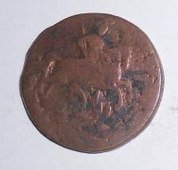 Rusko 1 Kopějka 1758