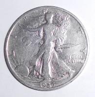USA 1/2 Dolar 1936