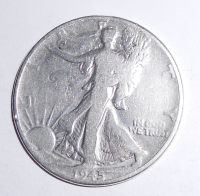 USA 1/2 Dolar 1945