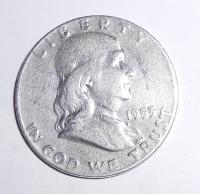 USA 1/2 Dolar 1953