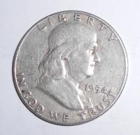 USA 1/2 Dolar 1963