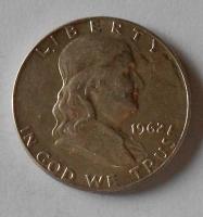 USA 1/2 Dolar 1962