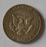 USA 1/2 Dolar 1968 Kennedy