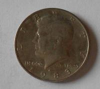 USA 1/2 Dolar 1983 Kennedy