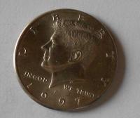 USA 1/2 Dolar 1997 Kennedy