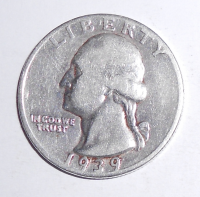 USA 1/4 Dolar 1939