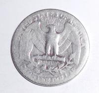 USA 1/4 Dolar 1943